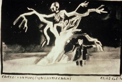 German Expressionism Theatre Conventions