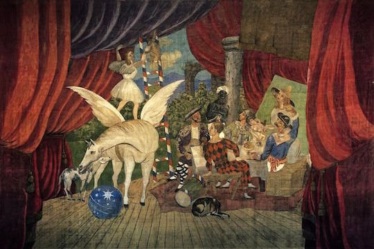 Surrealism: Theatre Conventions